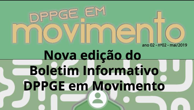 DPPGE em Movimento
